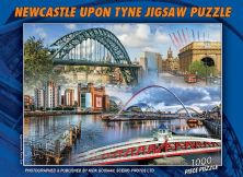 NEWCASTLE UPON TYNE 1000 Piece Jigsaws Puzzle